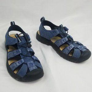 Keen Denim Look Sandals